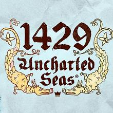 1429 Uncharted Seas logo logo