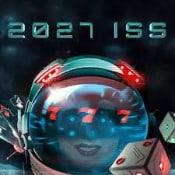 2027 ISS logo logo