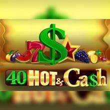 40 Hot and Cash logo logo