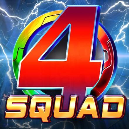 4Squad logo logo