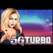 5G Turbo logo logo