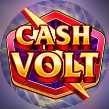 Cash Volt logo logo