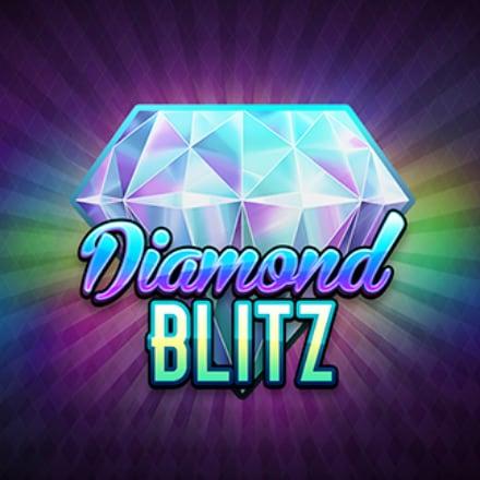 Diamond Blitz logo logo