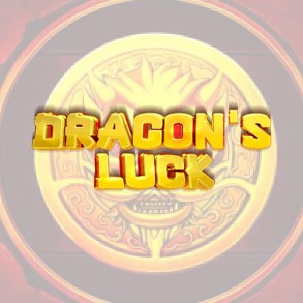 Dragon's Luck logo logo