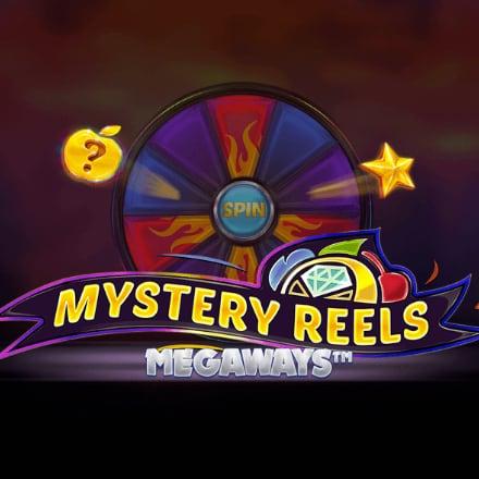 Mystery Reels Megaways logo logo