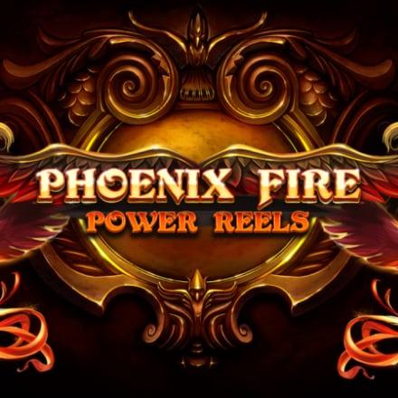 Phoenix Fire Power Reels logo logo