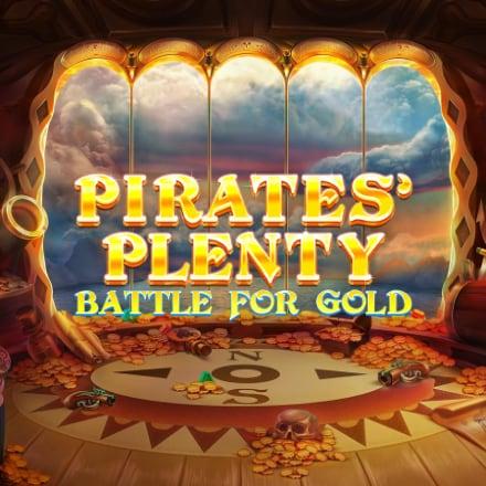 Pirates' Plenty: Battle for gold logoi logo