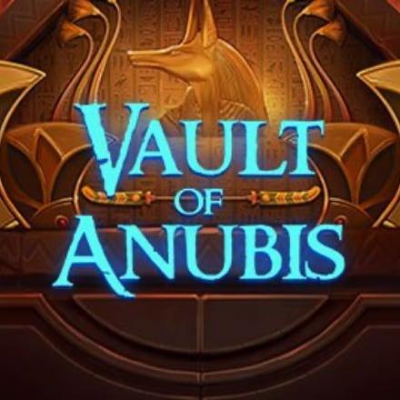 Vault of Anubis Logo logo