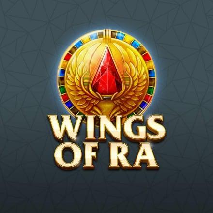 Wings of Ra logo logo