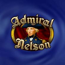Admiral Nelson logo logo