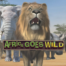 Africa Goes Wild logo logo