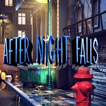 After Night Falls logo logo