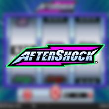 Aftershock logo logo