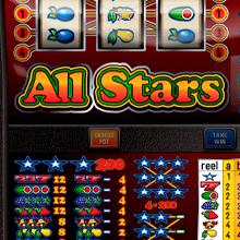 All Stars logo logo