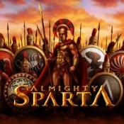 Almighty Sparta logo logo