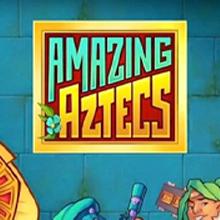 Amazing Aztecs logo logo