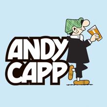 Andy Capp logo logo