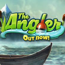 The Angler logo logo