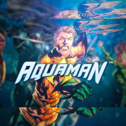 Aquaman Logo logo