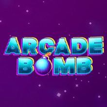 Arcade Bomb logo logo