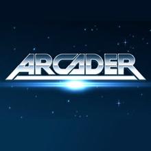 Arcader logo logo