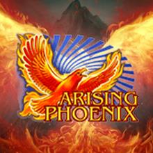 Arising Phoenix logo logo