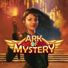 Ark of Mystery logo logo