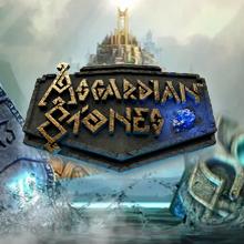 Asgardian Stones logo logo