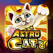 Astro Cat logo logo