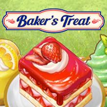 Baker's Treat logo logo
