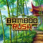 BambooRush logo logo