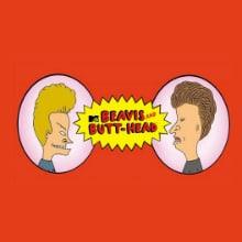 Beavis and Butt-Head logo logo