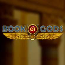 Book of Gods BF Games logo logo