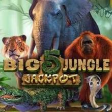 Big 5 Jungle Jackpot logo logo