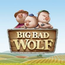 Big Bad Wolf logo logo