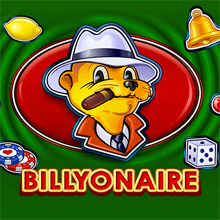 Billyonaire logo logo