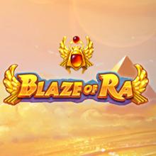 Blaze of Ra logo logo