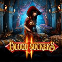 Blood Suckers II logo logo