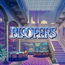 Bloopers logo logo