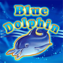 Blue Dolphin logo logo