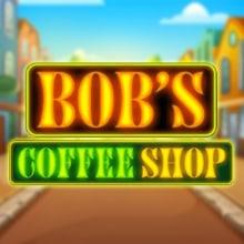 Bob's Coffeeshop logo logo