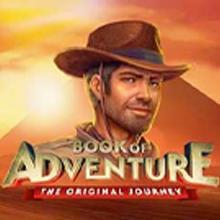 Book of Adventure logo logo