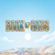 Book of Gods logo logo