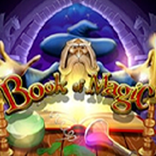 Book of Magic logo logo