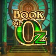 Book of Oz logo logo