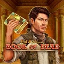 Book of Dead spel logo logo