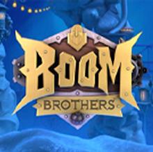 Boom Brothers logo logo