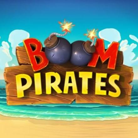 Boom Pirates logo logo