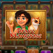 Brave Mongoose logo logo