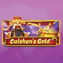 Caishen's Gold logo logo